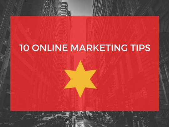 10-online-marketing-tips