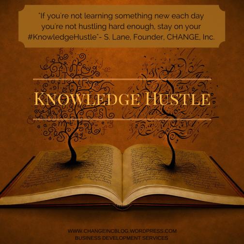 Knowledge Hustle